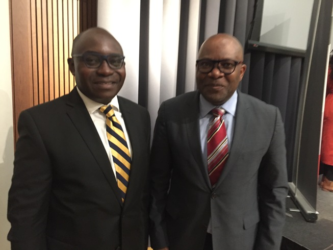 Professor Wale Adebanwi